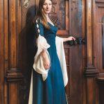 Mittelalterkleid Modell Isabella
