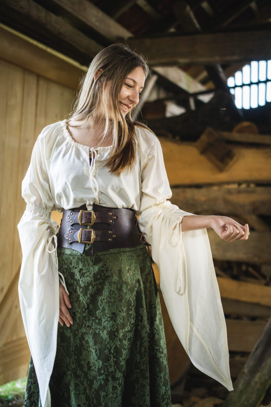 Historische Bluse Modell Marthe