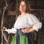 Schnürmieder Modell Magda