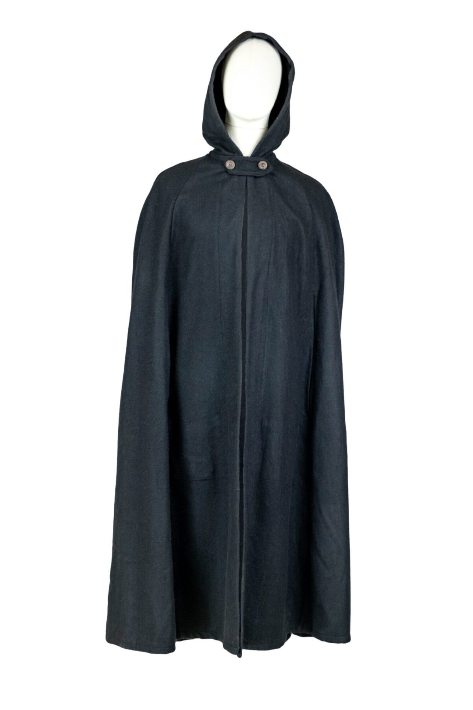 Umhang mit langer Kapuze für Kinder Modell Harry