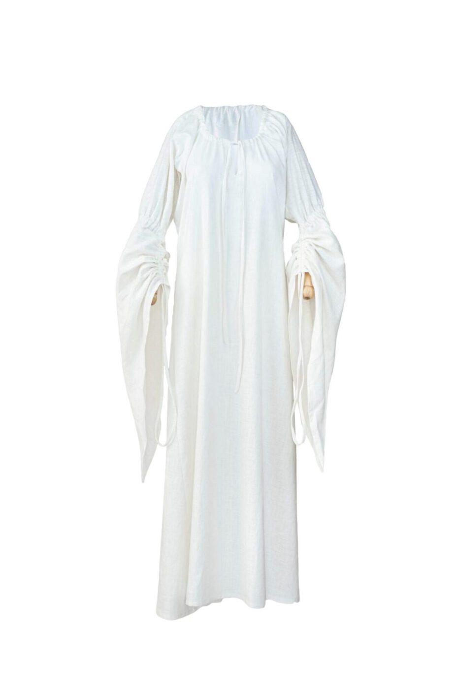 Unterkleid aus Leinen Modell Mathilda