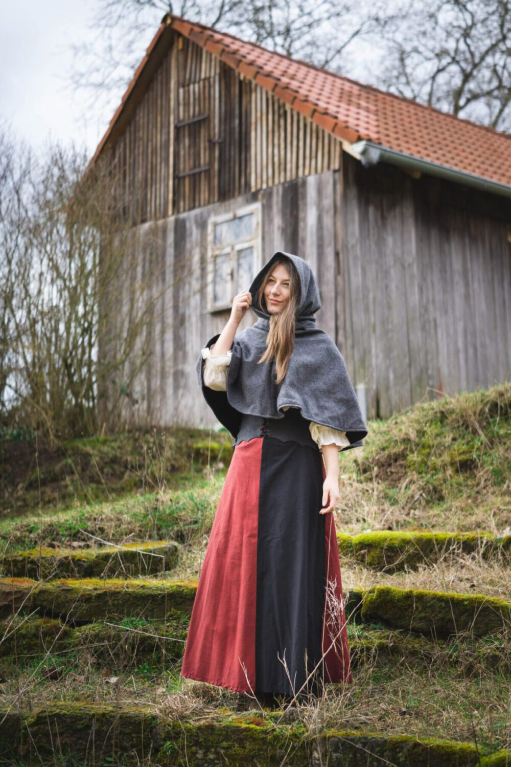 Wickelrock Modell Paula