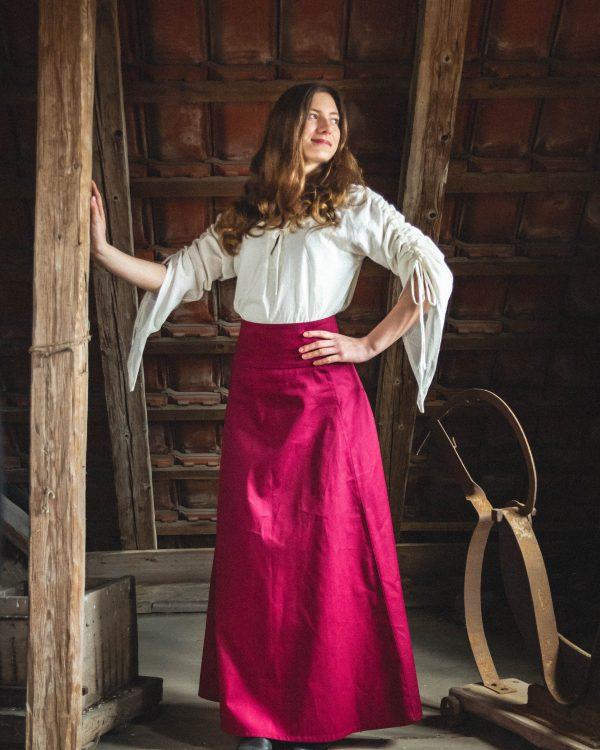 Schnürrock aus Baumwolle Modell Annette