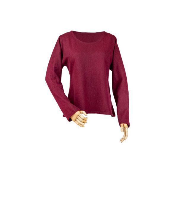 Pullover aus Schurwolle Modell Sophia