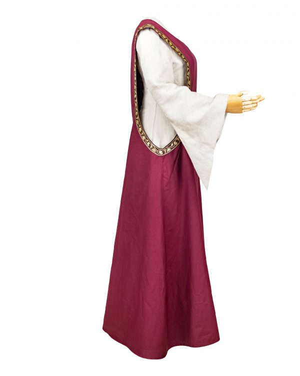 Überkleid / Surkot Modell Regina
