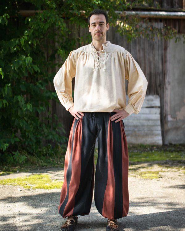 Landsknechtshose Modell Gunnar